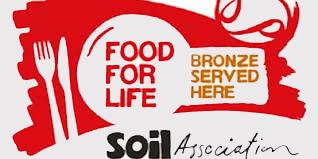 Food for Life Bronze Award logo