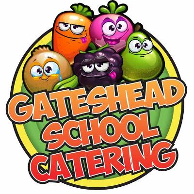 School meals promotional characters